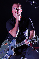 Queen of the stone age performing at the 19th Festival International of Benicassim, Spain