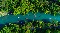 Rowing, kayaking, and canoeing, water sports on Lady Bird Lake Austin Stock Photo Image Gallery