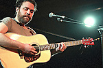 Scott Hutchison of Frightened Rabbit, solo at the Showbox Sodo 2-22-2011