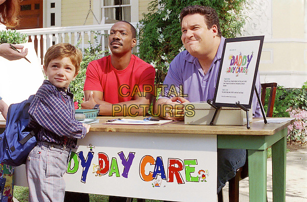 ARTHUR YOUNG, EDDIE MURPHY, JEFF GARLIN.DADDY DAY CARE.Ref: FB.sales@capitalpictures.com.www.capitalpictures.com.Supplied by Capital Pictures..