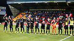 Rangers team promote Show Racism the Red Card