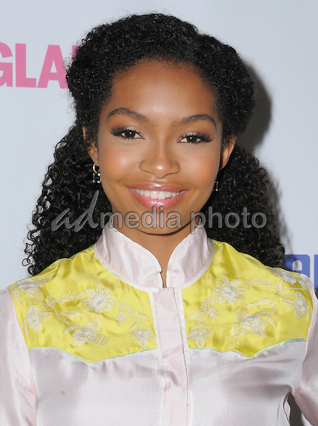 17 September 2016 - Beverly Hills, California. Yara Shahidi. National Women's History Museum 5th Annual Women Making History Brunch Presented By Glamour And Lifeway Foods held at The Montage Beverly Hills. Photo Credit: Birdie Thompson/AdMedia