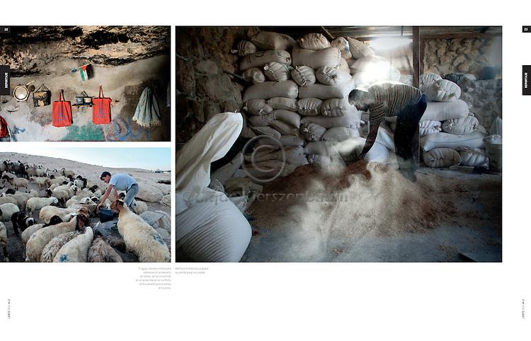 Revista Lento, No. 12, Marzo 2014.<br /> Photos &copy; Quique Kierszenbaum.