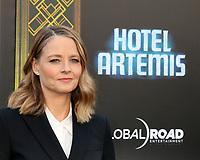 Hotel Artemis Premiere