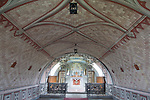 Italian Chapel on Lamb Holm; Orkney Islands; Scotland