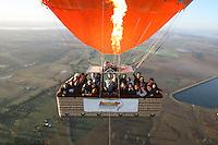 20140901 September 01 Hot Air Balloon Gold Coast