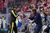 24.11.2012: 1. FSV Mainz 05 vs. Borussia Dortmund