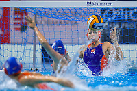13 NED WILLEMSZ Debby Netherlands <br />  <br /> Budapest 13/01/2020 Duna Arena <br /> GERMANY (white caps) Vs. NETHERLANDS (blue caps)<br /> XXXIV LEN European Water Polo Championships 2020<br /> Photo  © Andrea Staccioli / Deepbluemedia / Insidefoto