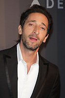 NEW YORK, NY - FEBRUARY 7:   Adrien Brody  at the 2018 amfAR Gala honoring Lee Daniels and Stefano Tonchi at Cipriani Wall Street on February 7, 2018 in New York City. <br /> CAP/MPI99<br /> &copy;MPI99/Capital Pictures