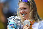 Anna Harkowska (POL), <br /> SEPTEMBER 17, 2016 - Cycling - Road : <br /> Women's Road Race C4-5 Medal Ceremony <br /> at Pontal <br /> during the Rio 2016 Paralympic Games in Rio de Janeiro, Brazil.<br /> (Photo by AFLO SPORT)
