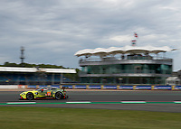 Paul Dalla Lana (CAN), Darren Turner (GBR), Ross Gunn (GBR) ASTON MARTIN RACING during the WEC 4HRS of SILVERSTONE at Silverstone Circuit, Towcester, England on 31 August 2019. Photo by Vince  Mignott.