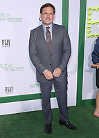 "WESTWOOD - SEPTEMBER 17:  Steve Carell at the premiere of Fox Searchlight Pictures ""Battle of the Sexes"" at the Regency Village Theatre on September 17, 2017 in Westwood, California. (Photo by Scott Kirkland/PictureGroup)"