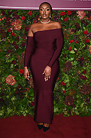 Yasmin Joseph<br /> arriving for the Evening Standard Theatre Awards 2019, London.<br /> <br /> ©Ash Knotek  D3539 24/11/2019