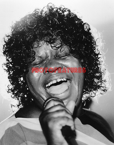 Koko Taylor on Alligator Records.photo from promoarchive.com/ Photofeatures..