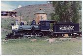 RGS 4-6-0 #20 at Colorado Railroad Museum in Golden, CO.<br /> RGS  Colorado Railroad Museum, Golden, CO