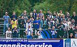 S&ouml;dert&auml;lje 2014-06-07 Fotboll Superettan Assyriska FF - IK Sirius :  <br /> Sirius supportrar p&aring; bortal&auml;ktaren<br /> (Foto: Kenta J&ouml;nsson) Nyckelord:  Assyriska AFF S&ouml;dert&auml;lje Fotbollsarena Hammarby Sirius IKS supporter fans publik supporters