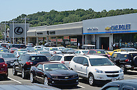 McDermott Lexus of New Haven Dealership Photo.