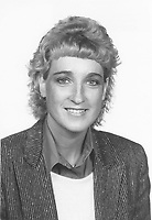 1985: June Daugherty.