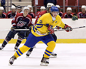 Chad Kolarik, Phil Kessel) Marcus Olsson (IF Malmo Redhawks)  The US Blue team lost to Sweden 3-2 in a shootout as part of the 2005 Summer Hockey Challenge at the National Junior (U-20) Evaluation Camp in the 1980 rink at Lake Placid, NY on Saturday, August 13, 2005.