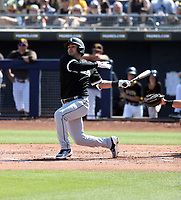 Nick Madrigal - Chicago White Sox 2020 spring training (Bill Mitchell)