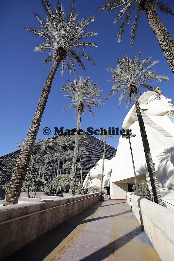 Hotel und Casino Luxor am S Las Vegas Boulevard