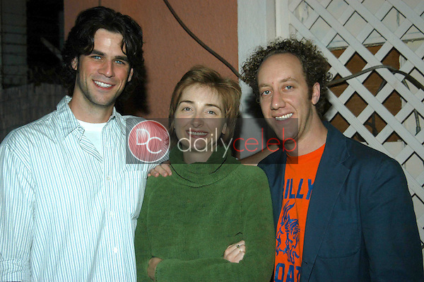 Eddie Cahill, Joy Gregory and Joey Slotnick