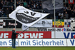 GER - Sandhausen, Germany, March 19: Before the 2. Bundesliga soccer match between SV Sandhausen (white) and FC ST. Pauli (grey) on March 19, 2016 at Hardtwaldstadion in Sandhausen, Germany. (Photo by Dirk Markgraf / www.265-images.com) *** Local caption ***