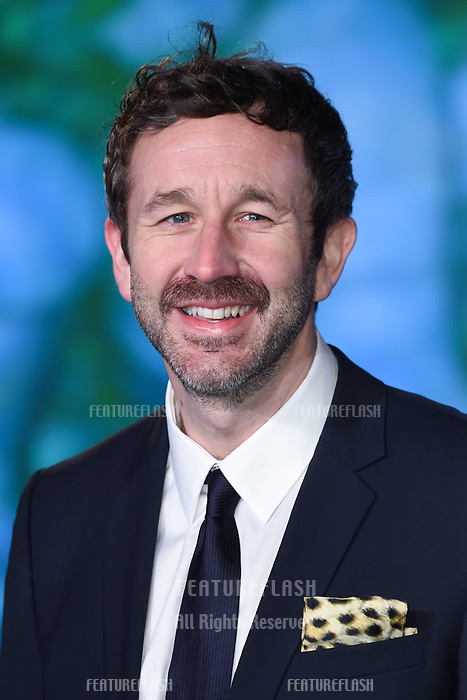 """LONDON, UK. December 12, 2018: Chris O'Dowd at the UK premiere of """"Mary Poppins Returns"""" at the Royal Albert Hall, London.<br /> Picture: Steve Vas/Featureflash"""