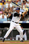 25 August 2007:  Colorado Rockies first basemanTodd Helton in action against the Washington Nationals at Coors Field in Denver, Colorado. The Rockies defeated the Nationals 5-1 in the second game of their 3-game series...Mandatory Photo Credit: Ed Wolfstein Photo