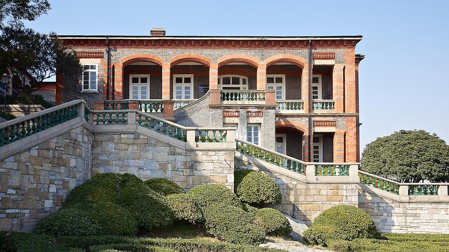 British Consul's Office And Residence, Zhenjiang (Chinkiang).