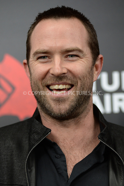 WWW.ACEPIXS.COM<br /> March 20, 2016 New York City<br /> <br /> Sullivan Stapleton attending the 'Batman v Superman: Dawn Of Justice' New York premiere at Radio City Music Hall on March 20, 2016 in New York City.<br /> <br /> Credit: Kristin Callahan/ACE Pictures<br /> Tel: (646) 769 0430<br /> e-mail: info@acepixs.com<br /> web: http://www.acepixs.com