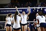 2015 BYU Women's Volleyball vs Pacific