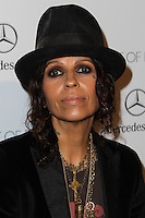 LOS ANGELES, CA - JANUARY 11: Linda Perry at The Art of Elysium's 7th Annual Heaven Gala held at Skirball Cultural Center on January 11, 2014 in Los Angeles, California. (Photo by Xavier Collin/Celebrity Monitor)