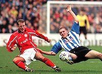 Sheffield Wednesday v Middlesborough 00