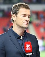 RTL Experte Jens Lehmann - 01.09.2017: Tschechische Republik vs. Deutschland, Eden Arena
