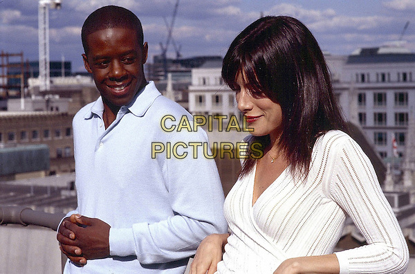 ADRIAN LESTER & JAIME MURRAY.in Hustle.*Editorial Use Only*.www.capitalpictures.com.sales@capitalpictures.com.Supplied by Capital Pictures.