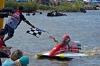 Winner Mark Schmerbach, (#6)        (SST-45 class)