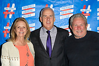 LOS ANGELES - SEP 25: Julie Coyne, Pat Harris, Gary Dartnall at 'Pat Harris' California Democratic U.S. Senate run 2018 kick off' at Catalina Jazz Club Bar & Grill on September 25, 2017 in Hollywood, California