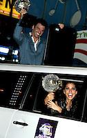 NEW YORK, NY - NOVEMBER 28: Melissa Rycroft and Tony Dovolani winners of Dancing with the Stars visit Good Morning America in New York City. November 28, 2012. Credit: RW/MediaPunch Inc. /NortePhoto