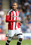 Sheffield United's Leon Clarke in action during the League One match at the Priestfield Stadium, Gillingham. Picture date: September 4th, 2016. Pic David Klein/Sportimage