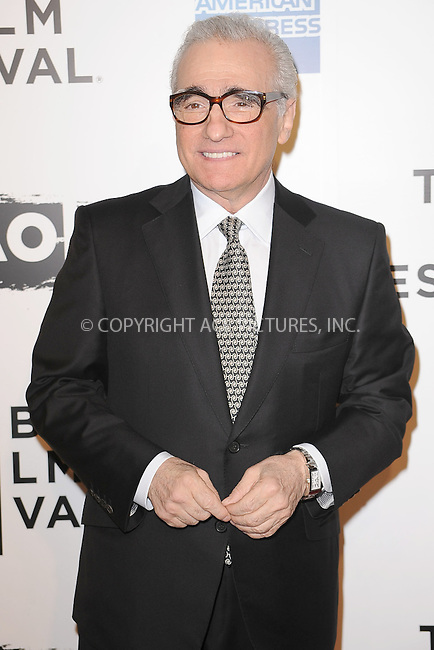 WWW.ACEPIXS.COM . . . . . .April 20, 2011...New York City...Martin Scorsese attends the opening night premiere of 'The Union' at the 2011 Tribeca Film Festival at World Financial Center Plaza on April 20, 2011 in New York City.....Please byline: KRISTIN CALLAHAN - ACEPIXS.COM.. . . . . . ..Ace Pictures, Inc: ..tel: (212) 243 8787 or (646) 769 0430..e-mail: info@acepixs.com..web: http://www.acepixs.com .