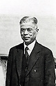Eigo Fukai (December 31, 1871 - October 21, 1945) was a Japanese businessman, central banker and the 13th Governor of the Bank of Japan. (Photo by Kingendai/AFLO)