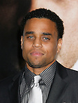 """WESTWOOD, CA. - December 16: Actor Michael Ealy arrives at the Los Angeles premiere of """"Seven Pounds"""" at Mann's Village Theater on December 16, 2008 in Los Angeles, California."""