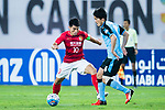 Guangzhou Midfielder Zheng Zhi (L) in action against Kawasaki defender Igawa Yusuke (R) during the AFC Champions League 2017 Group G match between Guangzhou Evergrande FC (CHN) vs Kawasaki Frontale (JPN) at the Tianhe Stadium on 14 March 2017 in Guangzhou, China. Photo by Marcio Rodrigo Machado / Power Sport Images