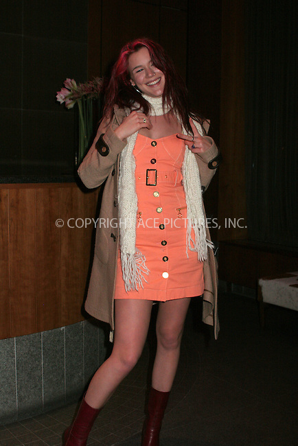 WWW.ACEPIXS.COM . . . . .  ....March 21, 2007. New York City.....Joss Stone attends Nylon Magazine's 8th Anniversary Party at the Gansevoort Hotel.......Please byline: NANCY RIVERA - ACEPIXS.COM.... *** ***..Ace Pictures, Inc:  ..Philip Vaughan  (646) 769 0430..e-mail: info@acepixs.com..web: http://www.acepixs.com