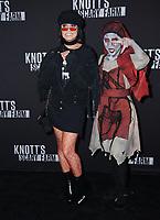 29 September  2017 - Buena Park , California - Vanessa Hudgens. 2017 Knott's Scary Farm Celebrity Night held at Knott's Berry Farm in Buena Park . Photo Credit: Birdie Thompson/AdMedia