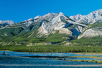 Canadian Rocky Mountains<br /> Jasper National Park<br /> Alberta<br /> Canada