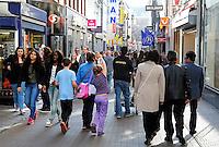 Shoppen in het centrum van Den Haag