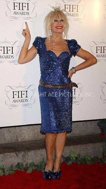 WWW.ACEPIXS.COM . . . . . ....NEW YORK, APRIL 3, 2006....Betsey Johnson at the 34th Annual FiFi Awards.....Please byline: KRISTIN CALLAHAN - ACEPIXS.COM.. . . . . . ..Ace Pictures, Inc:  ..Philip Vaughan (212) 243-8787 or (646) 679 0430..e-mail: info@acepixs.com..web: http://www.acepixs.com