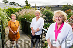 Ann Kelly, Marion Drummond and Mary McGill the three longest serving volunteers with Recovery Haven